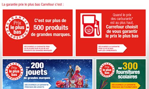 2013 ann e d une guerre des prix dans nos magasins - Comparateur de prix demenageur ...
