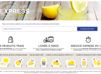 Cdiscount Alimentaire Express