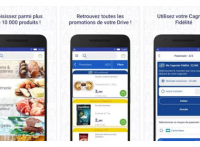 Nouvelle Application Carrefour Drive