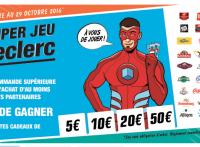 Super Jeu E. Leclerc Octobre