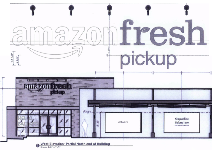 Amazonfresh Pickup Seattle