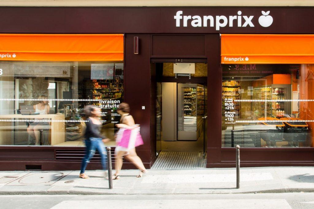 Franprix teste la livraison en l'absence des clients