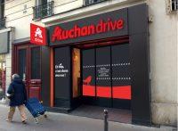 Auchan Drive piéton Paris Saint Charles